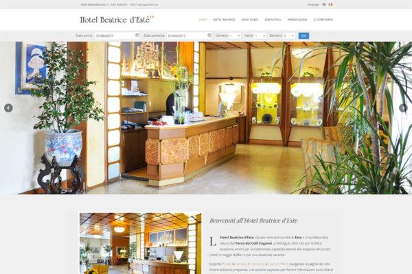 Hotel Beatrice d'Este