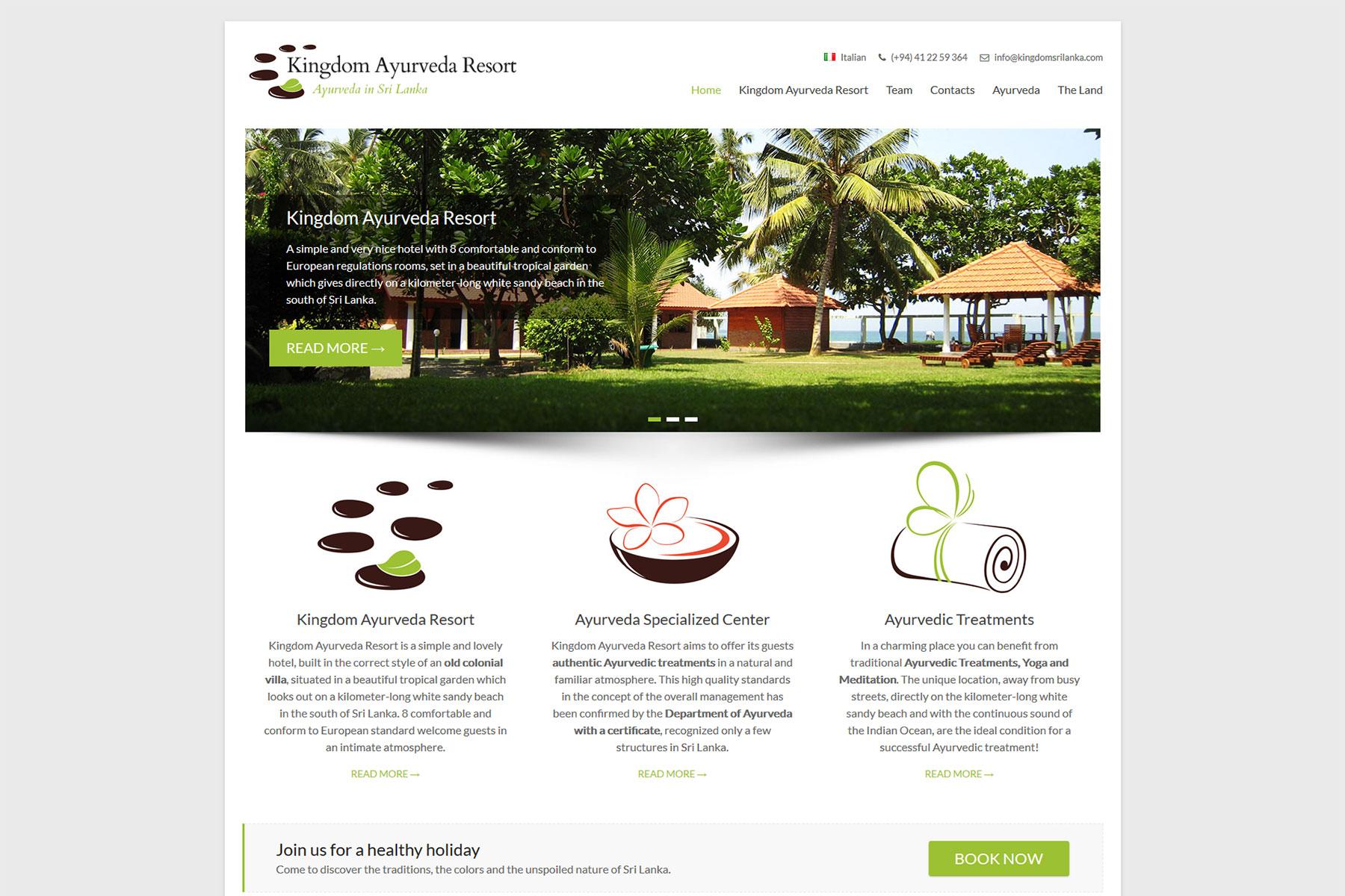 xplay-agenzia-web-sito-hotel-kingdom-ayurveda-resort-sri-lanka