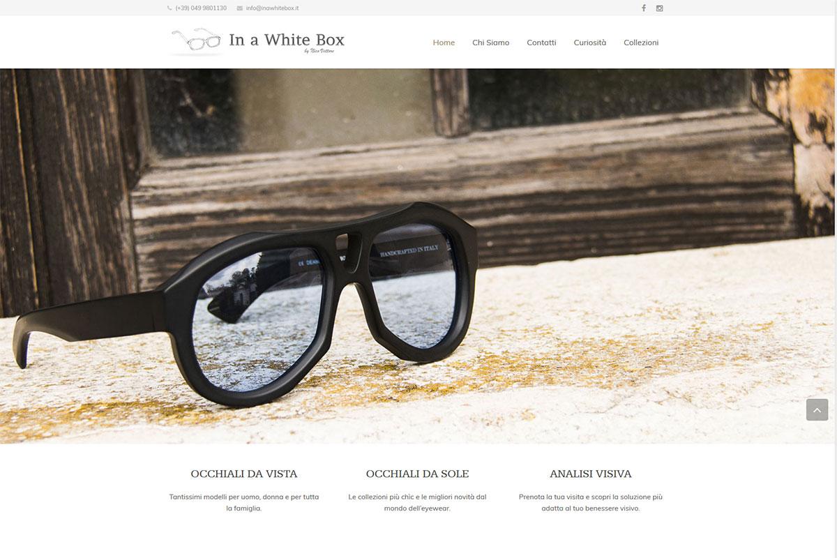 xplay agenzia web sito ottica vettore nico fiesso artico stra venezia