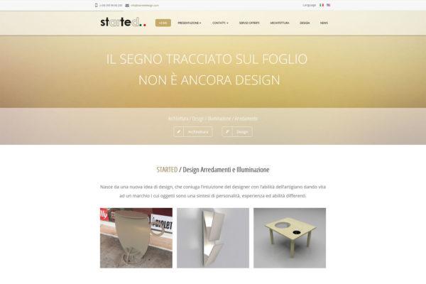 Started Design