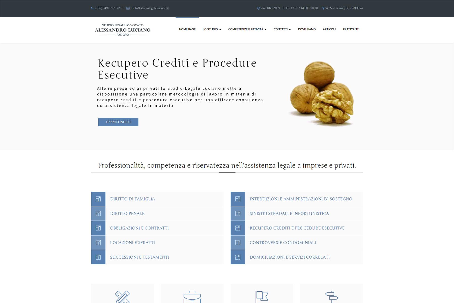 xplay-agenzia-web-sito-studio-legale-avvocato-luciano-padova