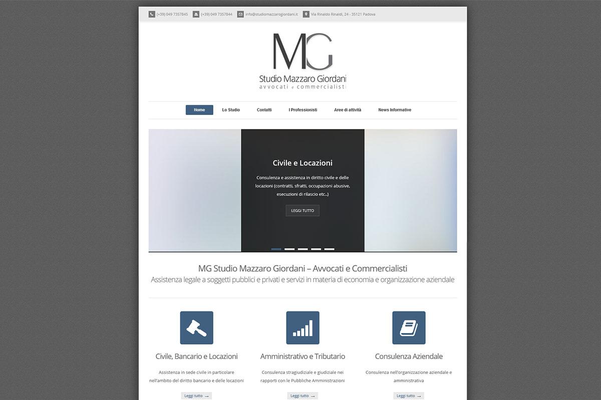 xplay-agenzia-web-sito-studio-mazzaro-giordani-avvocati-commercialisti-padova