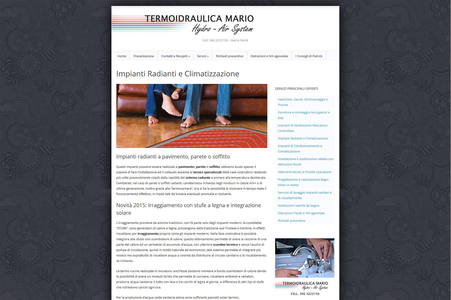 xplay-agenzia-web-sito-termo-idraulica-mario-patrik-pernumia-padova
