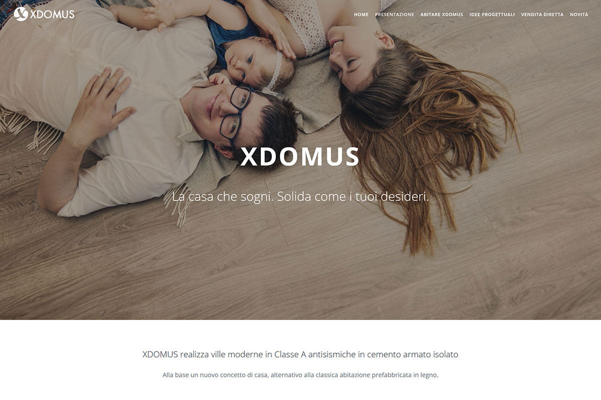 XPLAY Agenzia Web - XDOMUS Ville Moderne Chiavi in Mano