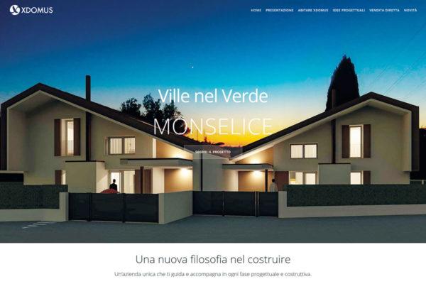 XDOMUS Ville Moderne Chiavi in Mano